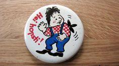 Karlsson på taket -  Karlsson on the roof brooches/ badges/ button /  Soviet pin - Swedish hero - Astrid Lindgrens book