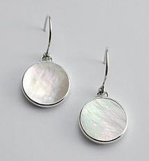 Mother of Pearl Jewelry: Mother of Pearl Earrings