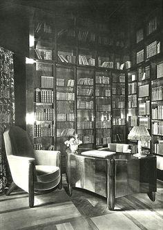 1925 interior of the Grand Salon of the Arts Decoratifs Expo - Art Deco  Furniture | ART DECO FURNITURE | Pinterest | Art deco furniture, Deco  furniture and ...