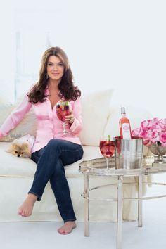 "The Hollywood Reporter, ""'Real Housewives' Lisa Vanderpump Launching Wine Label"""