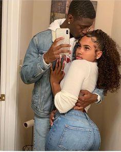 on couple goal Couple Goals Relationships, Relationship Goals Pictures, Couple Relationship, Black Love Couples, Cute Couples Goals, Dope Couples, Boyfriend Goals, Future Boyfriend, Parejas Goals Tumblr