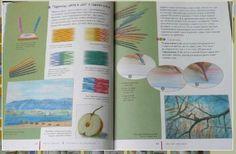 Самоучитель по рисованию фломастерами и цветными карандашами для детей и…