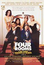 Four Rooms          Un film di Robert Rodriguez, Allison Anders, Quentin Tarantino, Alexandre Rokwell   Commedia, durata 97' min. - USA 1995.