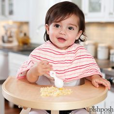 The Burpy Bibs from @adenandanais is one of our top sellers for a reason. It's a super absorbent burp cloth and bib, with a unique design for maximum coverage. Plus, it gets softer with every wash, and the 100% cotton fabric is gentle on baby's skin. A must have for every layette! 15 prints to choose from - pack of 2, $22.  http://www.pishposhbaby.com/aden-anais-burpy-bibs.html