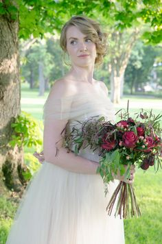 Luncheon on the Grass Wedding Inspiration Photo By Tulip + Rose Photography Girls Dresses, Flower Girl Dresses, Rose Photography, Tulips, Grass, Wedding Inspiration, Gardens, Wedding Dresses, Flowers