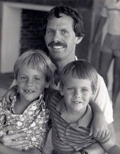 Happy Throwback Thursday! #TBT (Andy Nelson, Drew Nelson & Tim Nelson)