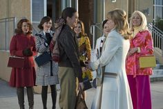 Astronaut Wives Club Finale: How History Shaped the Finale and Whether We'll See a Season 2 Mercury Seven, Desmond Harrington, The Astronaut Wives Club, Erin Cummings, Dominique Mcelligott, Odette Annable, Wilson Bethel, Joanna Garcia, Abc Studios