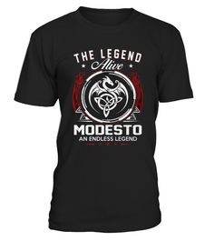 Best It's a MODESTE Thing front T Shirt