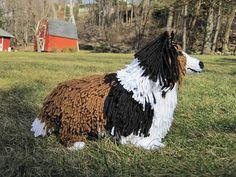 Ravelry: Sheltie PDF Crochet Pattern pattern by Christine Lucas