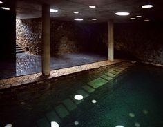 Risultati immagini per mumbai architect studio Studio Mumbai, Architecture Awards, Architecture Details, Tulum, Halle, Underground Pool, Home Studio, Cool Pools, Interior Exterior