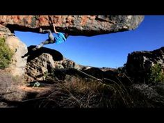 Bouldering the Rocklands, South Africa