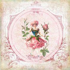картинки для декупажа- винтажные розы. Комментарии : LiveInternet - Российский Сервис Онлайн-Дневников