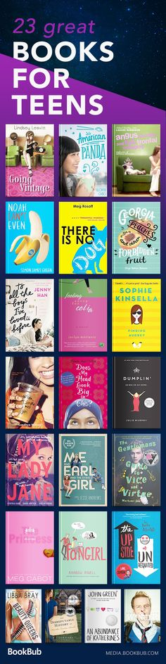 Reading list of books for teens and young adults that adults will love, too! These would make great beach reads.