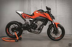 KTM 790 Duke 'Prototype'