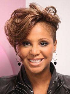 Magnificent I Love Toni Braxtons Hair Hairstyles I Like Pinterest My Hairstyles For Women Draintrainus