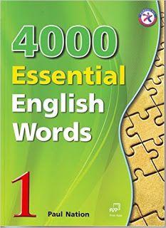 un papa de cuarenta y tantos...y su escuela de padres: 4000 ESSENTIAL ENGLISH WORDS