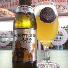 St Bernardus Wit #cerveja #beer