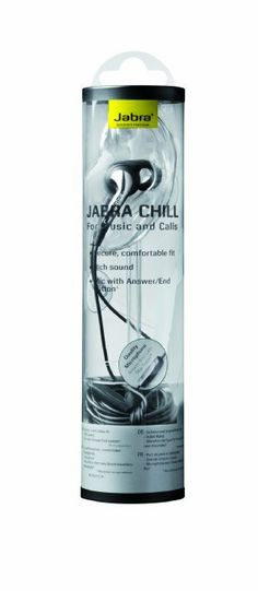 Amazon.com: Jabra CHILL Corded Stereo Headset: Cell Phones & Accessories