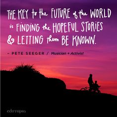 Stories of hope sure to nurture the educator's spirit are offered up in this book by Tom Little.