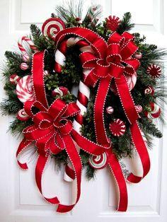 #Christmas door                                                                                                                                                                                 More