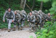 Two of the three female officers attending U. Army Ranger School have advanced into the final phase of the infantry course. Military Ranks, Military Women, Military Personnel, Army Times, Ranger School, Us Army Rangers, Idf Women, Special Operations Command, United States Army