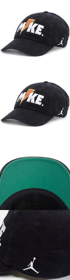 be7d000f98ee5 Hats 163543  Aj1271-010 Jordan Men Unisex Heritage86 Like Mike Hat Black  Pine Green -  BUY IT NOW ONLY   30 on eBay!