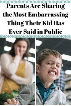 Parents Are Sharing the Most Embarrassing Thing Their Kid Has Ever Said in Public Weird Facts, Fun Facts, Wtf Funny, Hilarious, Awesome Wow, Amazing, Go To Walmart, Family Relations, Female Friends