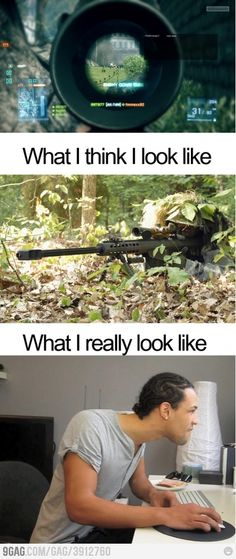 Battlefield 3 Snipers. Me one day...