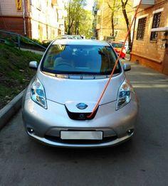 Φορτίζοντας το ηλεκτρικό αυτοκίνητο…