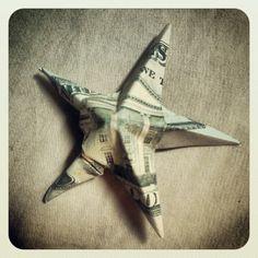 #origami #dollarorigami #dollar #craft #art #origamiswag