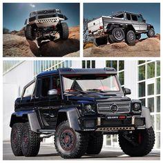 $615,000 Mercedes-Benz G63 AMG 6x6 SHUT UP AND TAKE MY MONEY!!