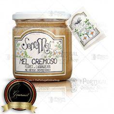 Orange Blossom Creamy Honey - 420gr