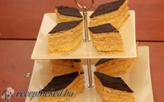 Érdekel a receptje? Hungarian Recipes, Hungarian Food, Something Sweet, Cake Cookies, Dairy, Cooking Recipes, Favorite Recipes, Sweets, Cheese