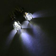 Light up Led Earrings