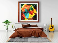 INSTANT digital download-Abstract Colorful Printable Art by Yamy Morrell #art #printable #abstractart #colorfulart #arttimebyyamymorrell #imprimible Printable Art, Printables, Wall Murals, Happy Shopping, Giclee Print, Digital Prints, Abstract Art, Colorful, Art Prints