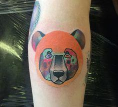 #tattoofriday - Andrew Marsh, Austrália.