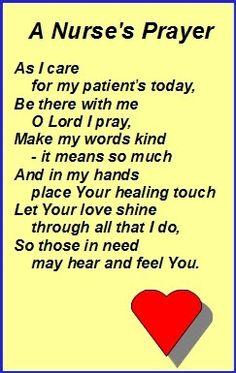 A Nurse's Prayer. Mom was a nurse from Nicu Quotes, Nurse Quotes, Nurse Poems, Nurse Sayings, Nurses Prayer, My Prayer, Prayer List, All Nurses, Nurses Week
