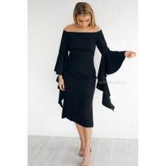 $49.95 (was $89.95) Riri Dress - black - Esther Boutique - Bargain Bro