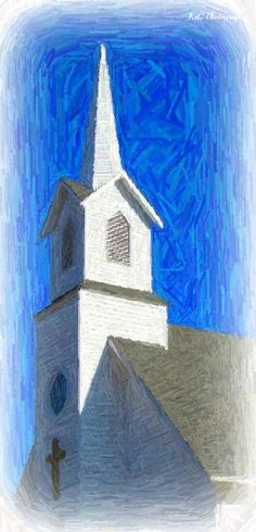 """a Church Steeple""..."