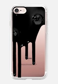 Casetify iPhone 7 Classic Grip Case - BLACK DRIP by Shaughnessy Keely   Casetify Iphone 6 d28c34f7ad7