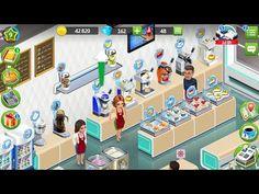 ❤️My Cafe❤️ juegos y Videos infantiles, niños y bebes - YouTube Monopoly, Games, Youtube, Bebe, Gaming, Toys