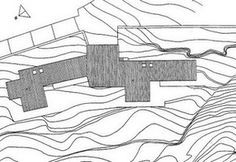 Vill'Alcina, Caminha (1973)  Sérgio Fernandez How To Plan, Architecture, Drawings, Portugal, Sketches, Home, Plants, Modern, Draw