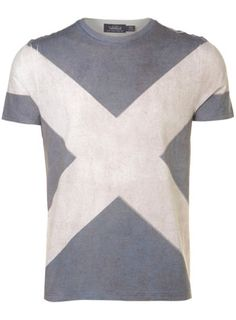 Topman - Scottish Flag Sublimation Tee