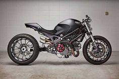 Ryan Danger – Ducati Monster 1100 | automotive99.com