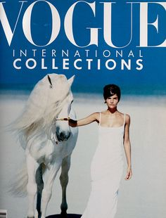 VOGUE March 1990 #magazine #cover