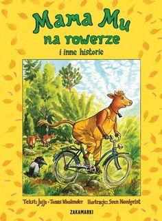 Mama Mu na rowerze i inne historie Markus Zusak, Agatha Christie, Kiosk, 4 Kids, Jane Austen, Tolkien, Comic Books, Baseball Cards, Comics