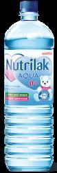 Нутрилак - аква вода детская с рождения 1,5л  — 35р. ----------- Nutrilak AQUA с рождения   Вода высшей категории для детей первого года жизни, начиная с момента рождения, в том числе используемой для восстановления сухих смесей, а также для питания детей более старшего возраста.     Вода Nutrilak AQUAоптимально сбалансирована по минеральному составу благодаря применению современных технологий многоступенчатой очистки.   не требует кипячения, так как прошла бактерицидную обработку…