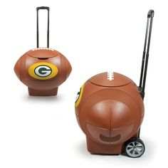 Use this Exclusive coupon code: PINFIVE to receive an additional 5% off the Green Bay Packers Football Cooler at SportsFansPlus.com
