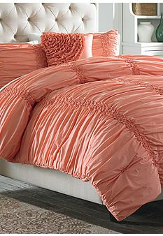 MaryJanes Home Cotton Clouds Coral #Bedding Collection #belk