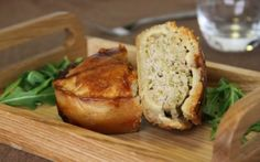 Pork, Leek and Cumin Welsh Dragon Pie Recipe by Andy Bates